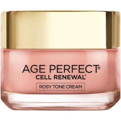 L'Oreal Paris Age Perfect Cell Renew Rosy Radiance Cream 1.7oz - image 1 of 5
