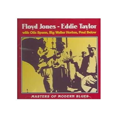 Floyd (Guitar) Jones - Masters of Modern Blues (CD) - image 1 of 1