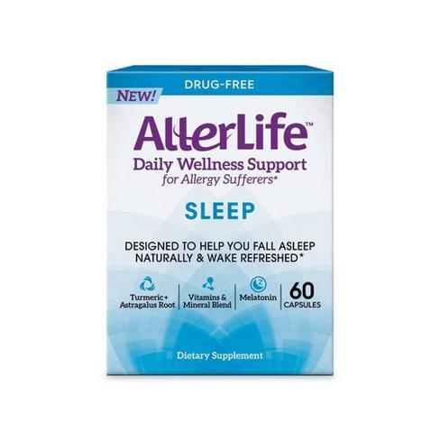 AllerLife Sleep Capsule - 60ct - image 1 of 4