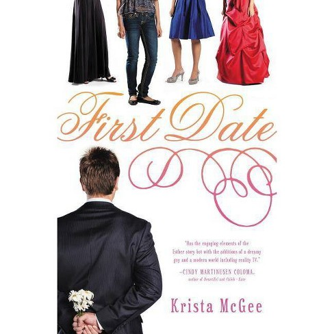 First Date - by  Krista McGee (Paperback) - image 1 of 1