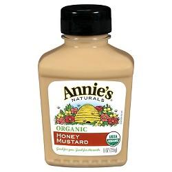 Annie's Naturals Organic Honey Mustard - 9oz