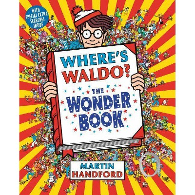 Where's Waldo? the Wonder Book - by  Martin Handford (Paperback)