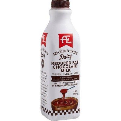 Anderson Erickson 2% Chocolate Milk - 1qt
