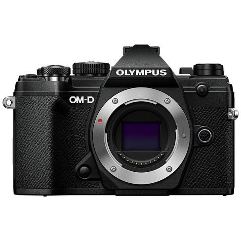 Olympus OM-D E-M5 Mark III Mirrorless Camera Body, Black - image 1 of 3