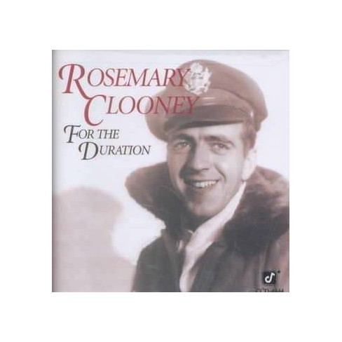 Rosemary Clooney - For the Duration (CD) - image 1 of 1