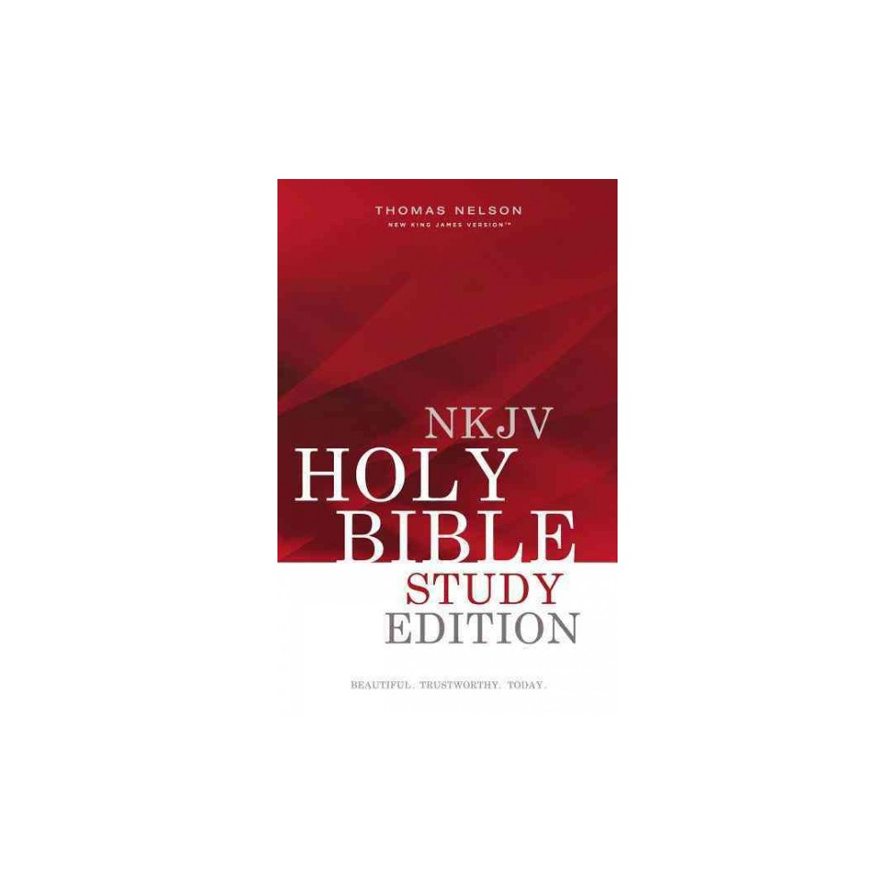 Holy Bible : New King James Version, Outreach Bible: Study Edition (Paperback)