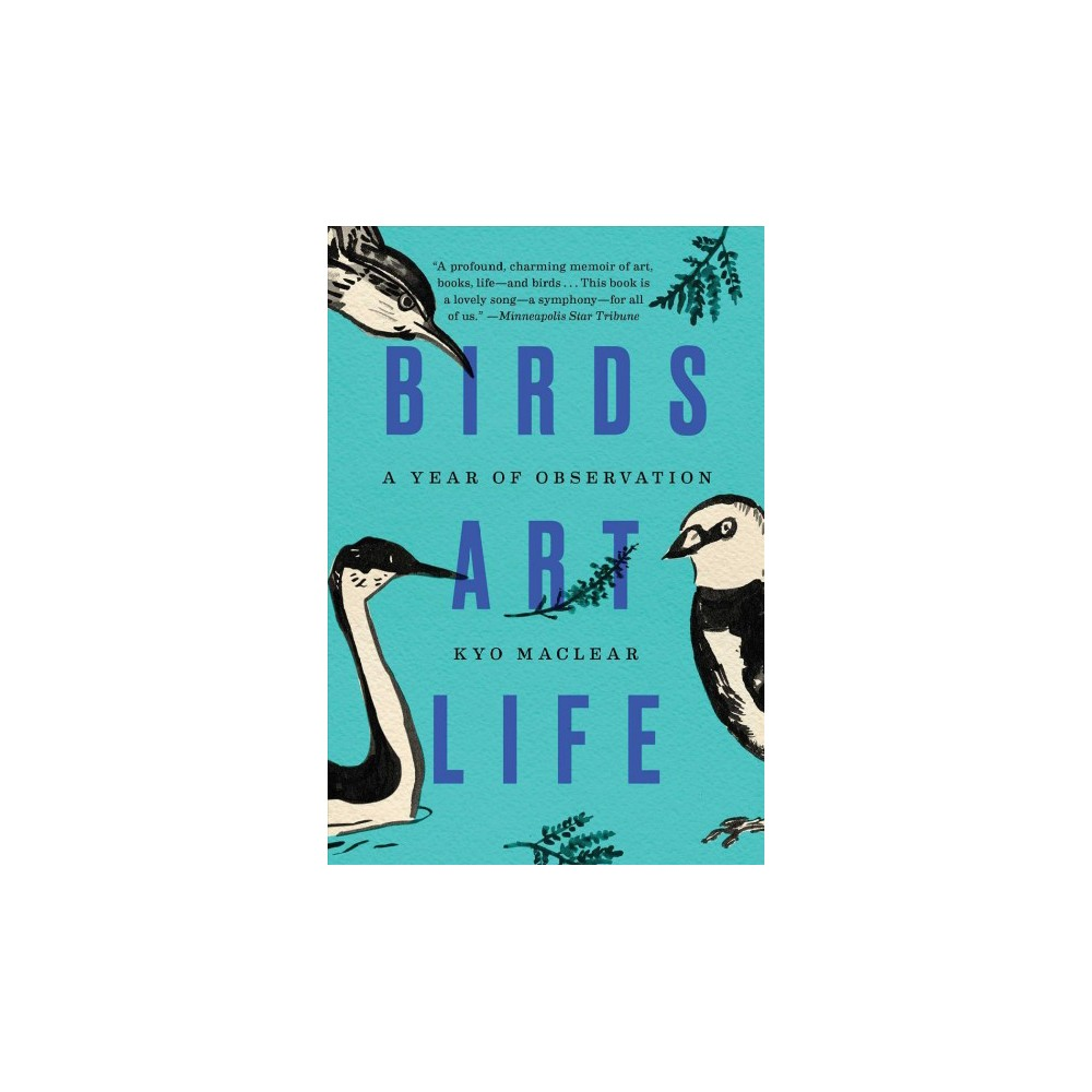 Birds Art Life : A Year of Observation - Reprint by Kyo MacLear (Paperback)