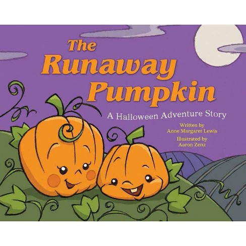The Runaway Pumpkin - by  Anne Margaret Lewis (Hardcover) - image 1 of 1