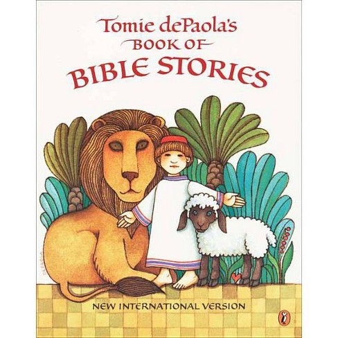 Tomie dePaola's Book of Bible Stories - (Paperback) - image 1 of 1
