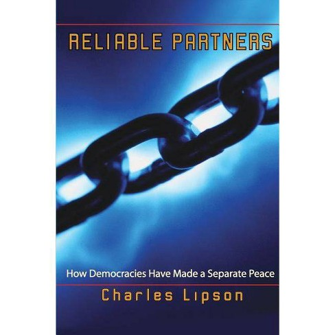 Reliable Partners - by  Charles Lipson (Paperback) - image 1 of 1