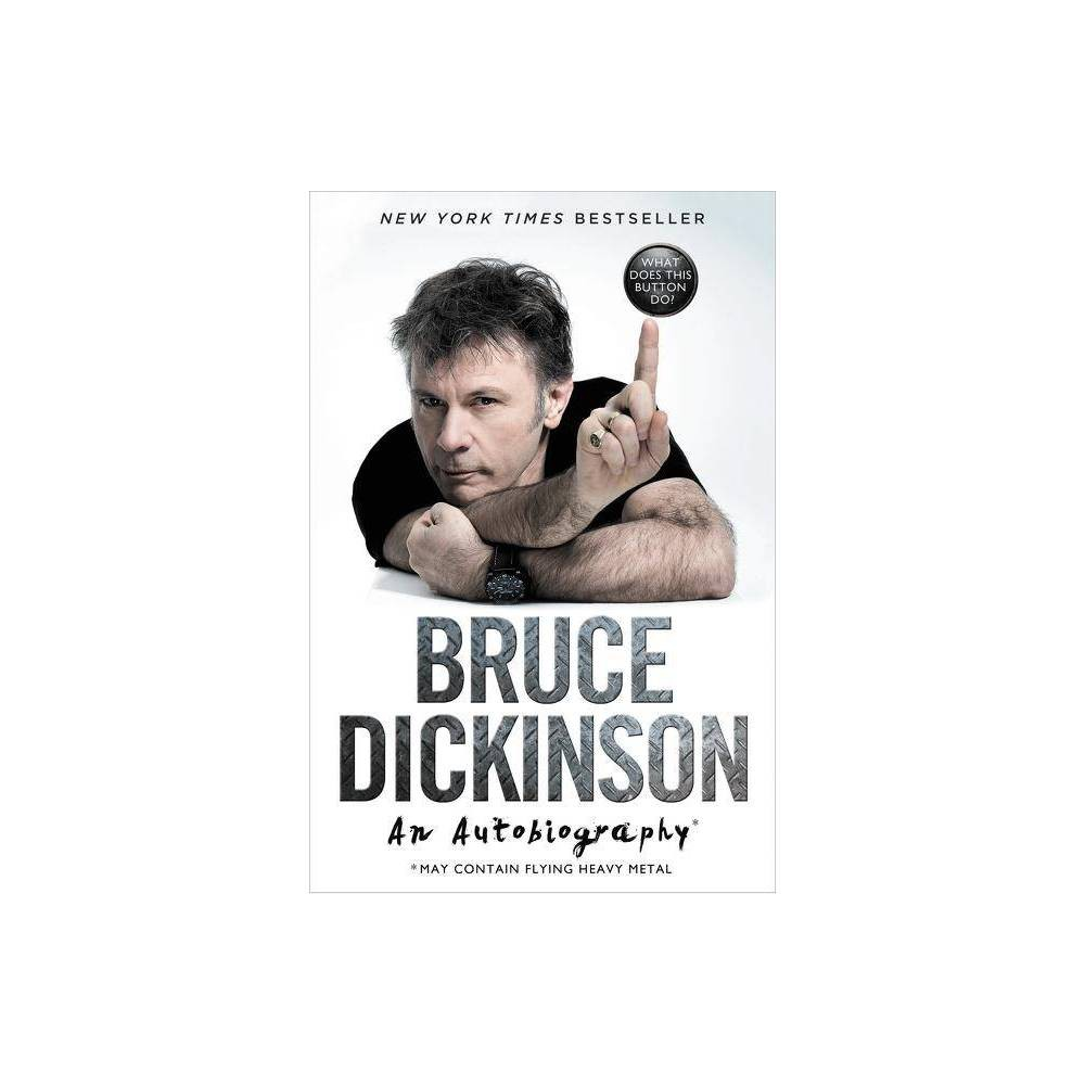 What Does This Button Do By Dickinson Paperback