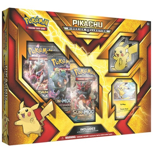 Pokemon Pikachu Sidekick Collection Trading Cards - image 1 of 2