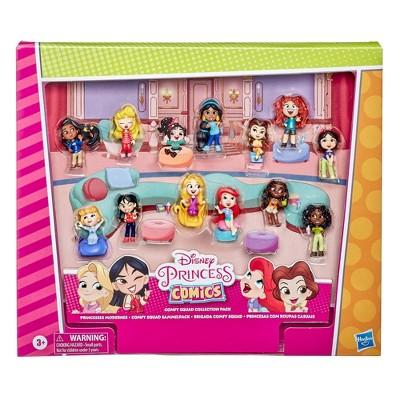 Disney Princess Comics Minis Comfy Squad Collection Pack