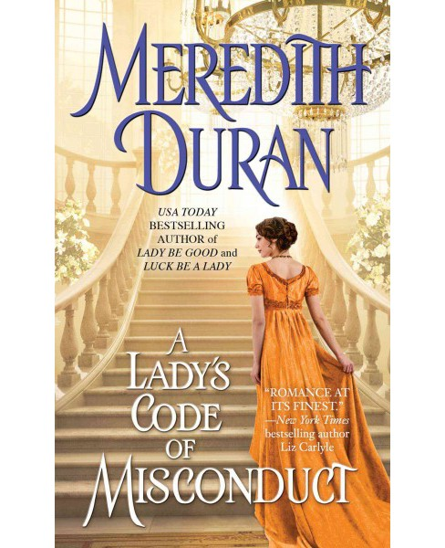 Lady's Code of Misconduct (Paperback) (Meredith Duran) - image 1 of 1