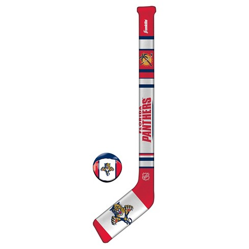 huge selection of ebd2a a6414 Florida Panthers Franklin Sports Soft Sport Hockey Set