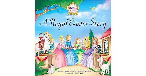 Royal Easter Story (Hardcover) (Jeanna Young & Jacqueline Johnson) - image 1 of 1