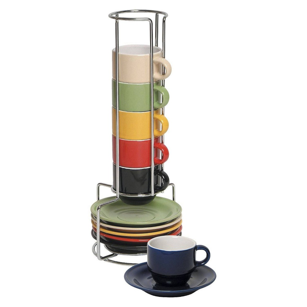 Image of Sensations II Espresso Set 13pc. - Gibson