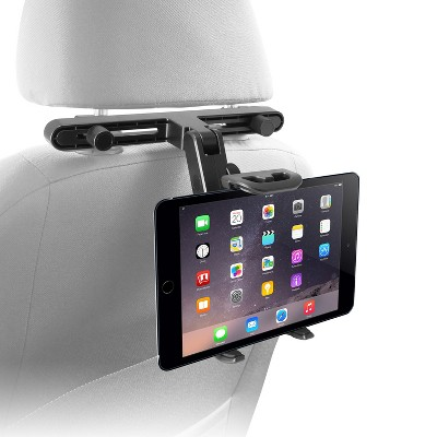 Macally Adjustable Car Seat Head Rest Mount and Holder