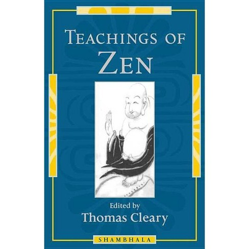 Teachings of Zen - by  Thomas Cleary (Paperback) - image 1 of 1