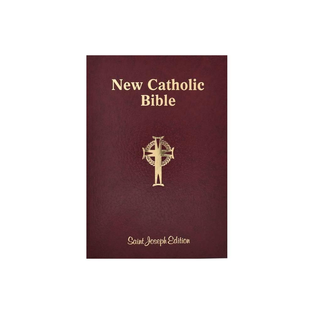 St Joseph New Catholic Bible Paperback