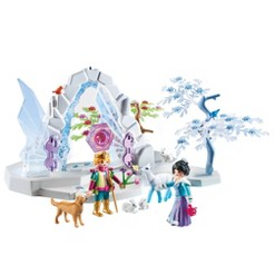 Playmobil Crystal Gate to Winter World