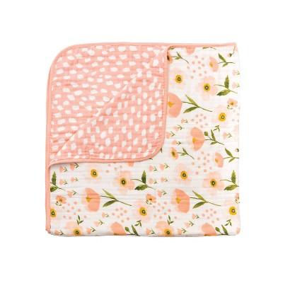 Clementine Kids Blush Bloom Quilt