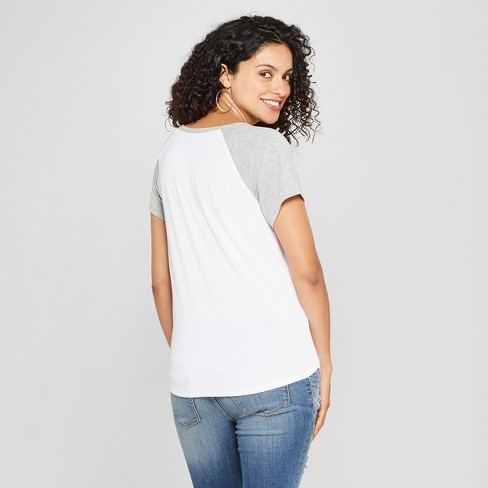 24902512d0249 Maternity Mama Bear Short Sleeve Graphic T-Shirt - Grayson Threads White S  : Target
