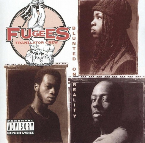 Fugees - Blunted on reality (CD) - image 1 of 1