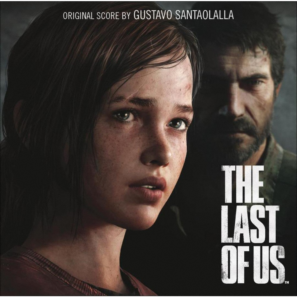 Gustavo Santaolalla - Last Of Us (Ost) (CD)