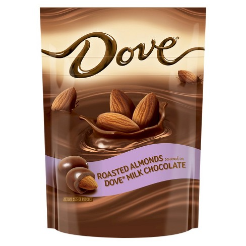 Dove Roasted Almonds Covered In Dove Milk Chocolate - 5.5oz - image 1 of 1