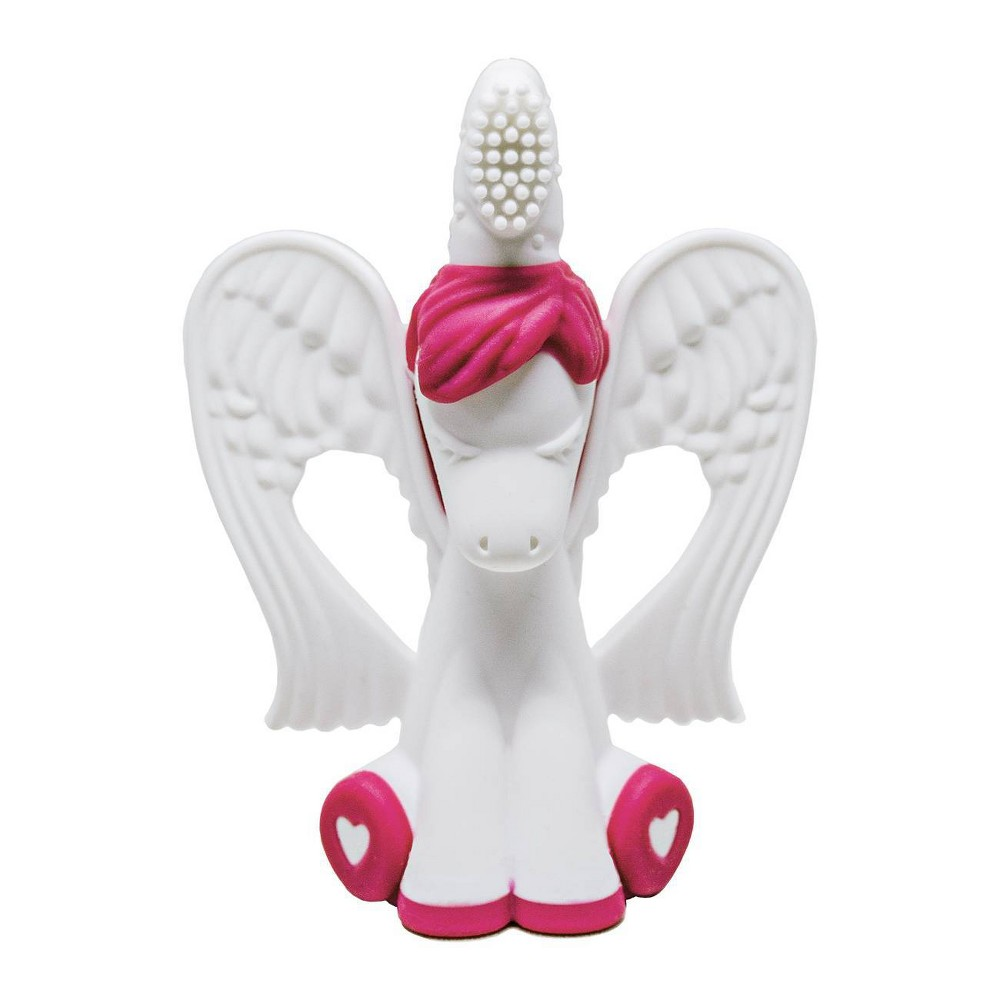 Image of Baby Banana Magical Unicorn Training Toothbrush