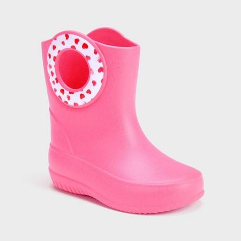 Toddler Okabashi Kendall Sustainable Rain Boots - image 1 of 4