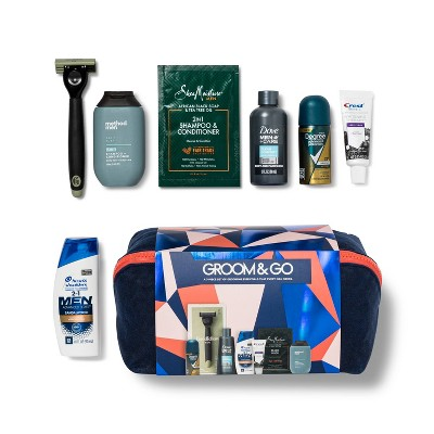 Target Best of Box - Groom and Go - Men's Edition