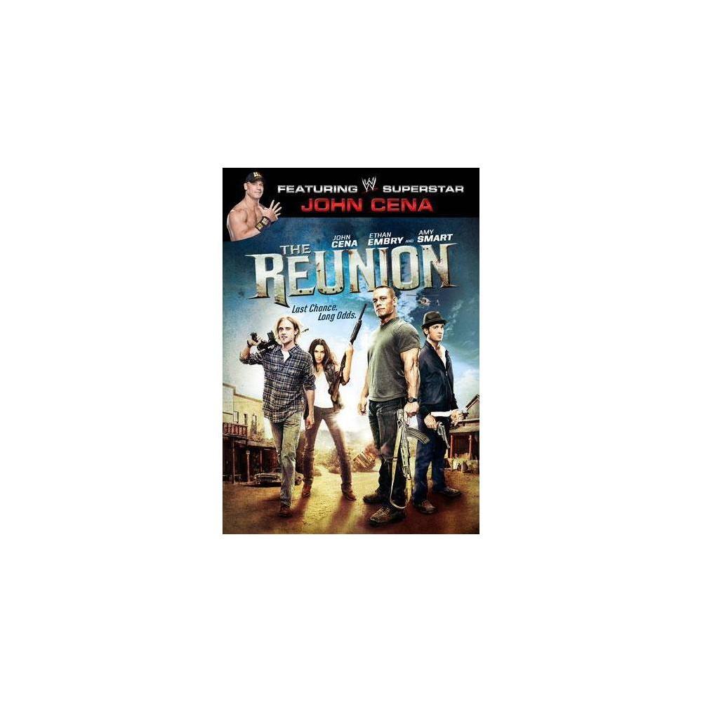 The Reunion Dvd
