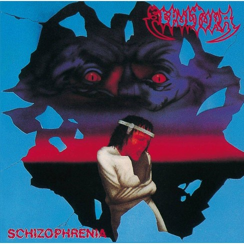 Sepultura - Schizophrenia (Reissue) (CD) - image 1 of 1