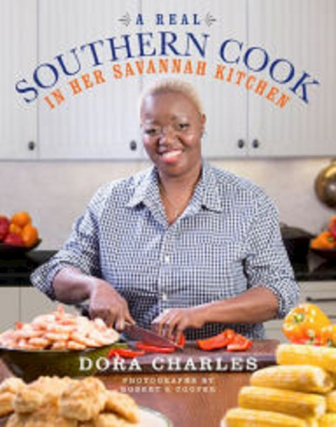 A Real Southern Cook (Hardcover) - image 1 of 1