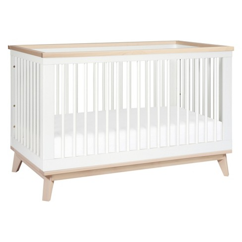 Babyletto Scoot 3-in-1 Convertible Crib - image 1 of 10