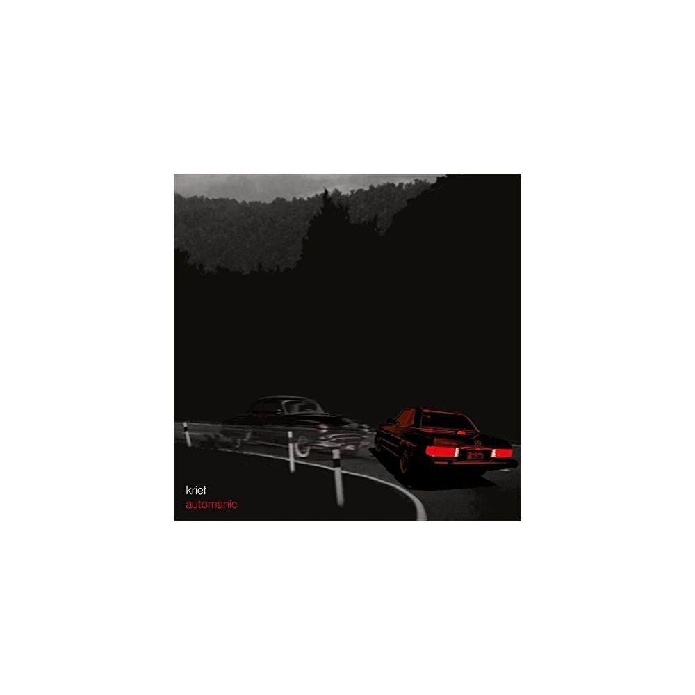 Krief - Automanic (CD), Pop Music