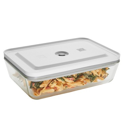 ZWILLING Fresh & Save Glass Vacuum Gratin Dish