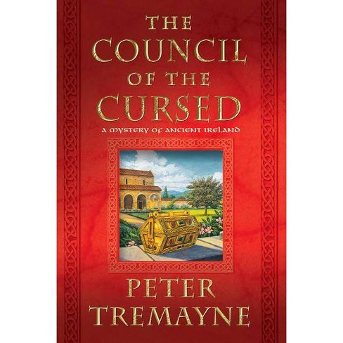 Council of the Cursed - (Sister Fidelma Mysteries (Paperback)) by  Peter Tremayne (Paperback) - image 1 of 1