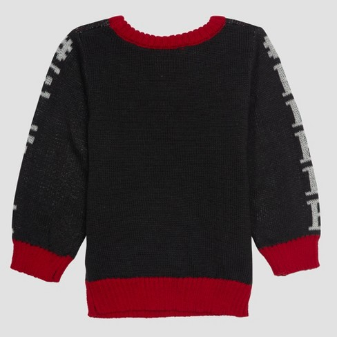 1100ed909ea6 Well Worn Baby Boys  Ugly Holiday Sweater - Gray   Target