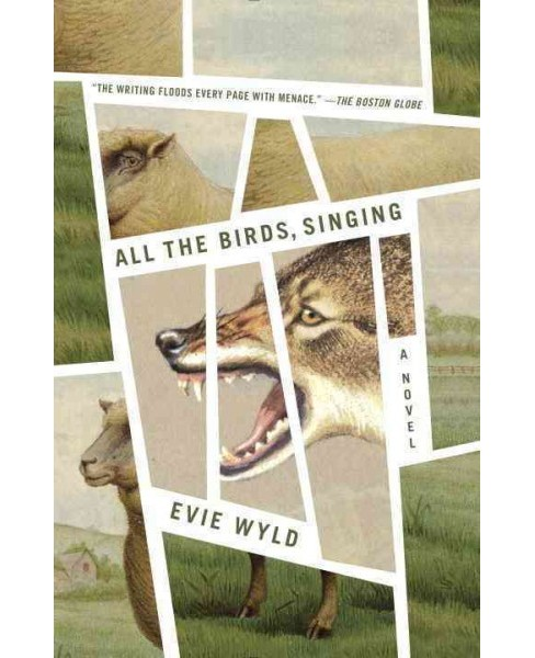 All the Birds, Singing -  Reprint by Evie Wyld (Paperback) - image 1 of 1