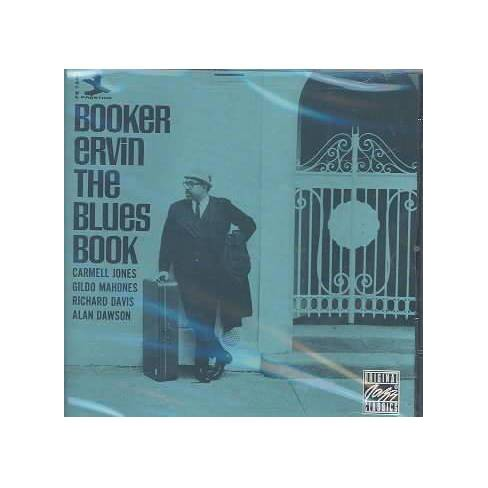 Booker Ervin - Blues Book (CD) - image 1 of 1
