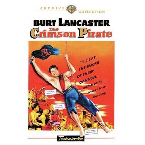 The Crimson Pirate (DVD) - image 1 of 1