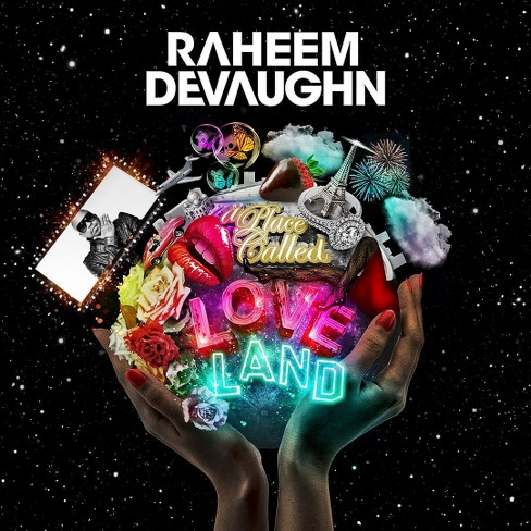 Raheem devaughn - Place called loveland (CD) - image 1 of 1