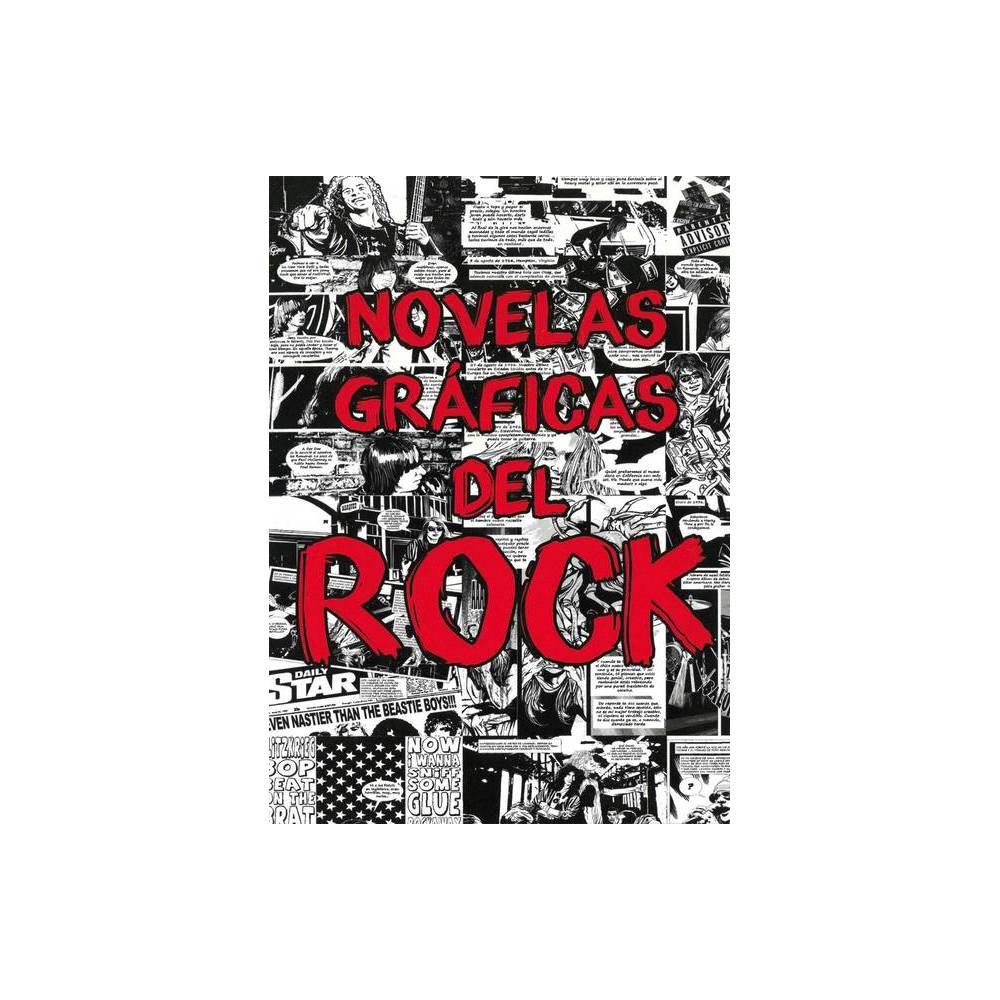 Novelas Gr Ficas Del Rock La Novela Gr Fica Del Rock By Jim Mccarthy Brian Williamson Paperback