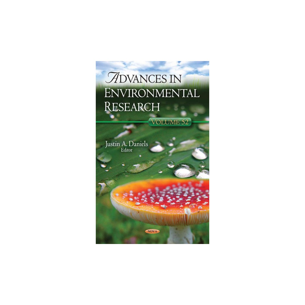 Advances in Environmental Research (Hardcover)