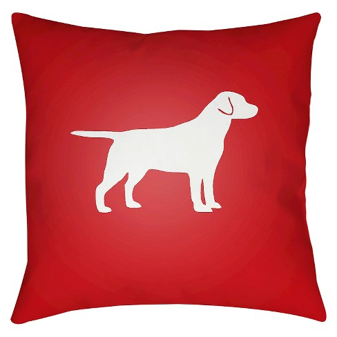Fetch Throw Pillow - Surya - image 1 of 2