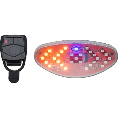 Bell Arella 400 USB Turn Signal Tail LED Light - Red