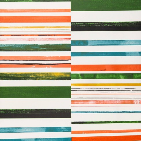 Colored Stripes Wallpaper - Opalhouse™ - image 1 of 4